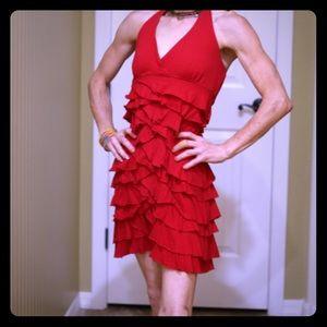 Express halter dress